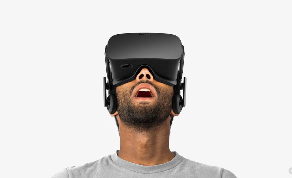VR backpack 2016